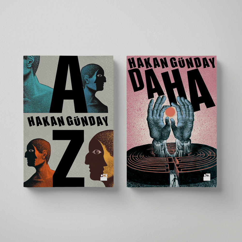Hakan Günday Covers